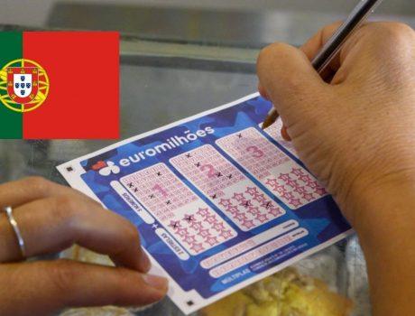 Os 5 maiores prémios do Euromilhões em Portugal
